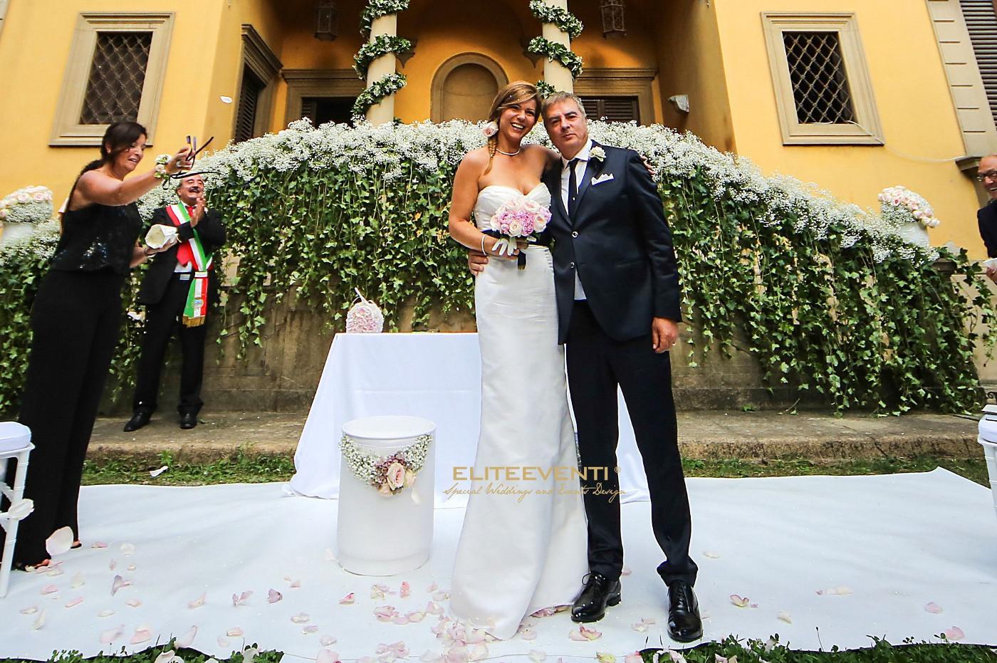 Alba E Stefano - Tuscany Dream Wedding by Eliteeventi