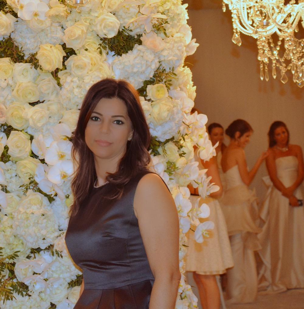Alba Peneva Ceccotti - Art Director Eliteeventi