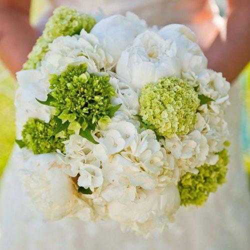 boquet verde per matrimonio a tema by eliteeventi