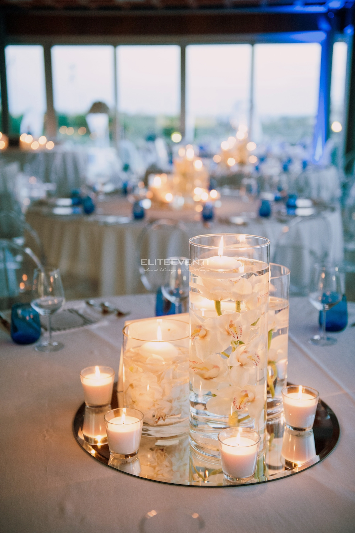 Famoso Navy Chic Wedding - Eliteeventi RJ37