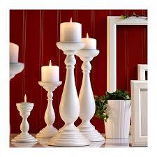 set-candelieri-bianchi-legno