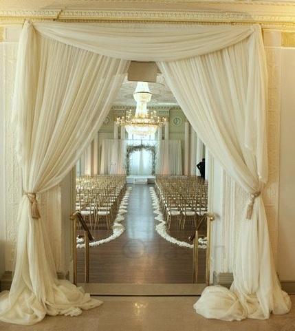 tendaggi-cerimonia-colore-bianco