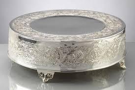 vassoio-cake-silver-diam-60