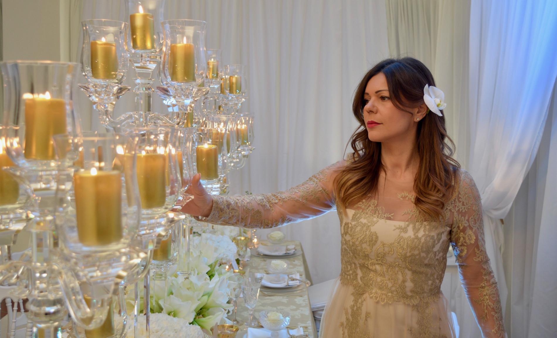 Alba Peneva Ceccotti – Art Director Eliteeventi