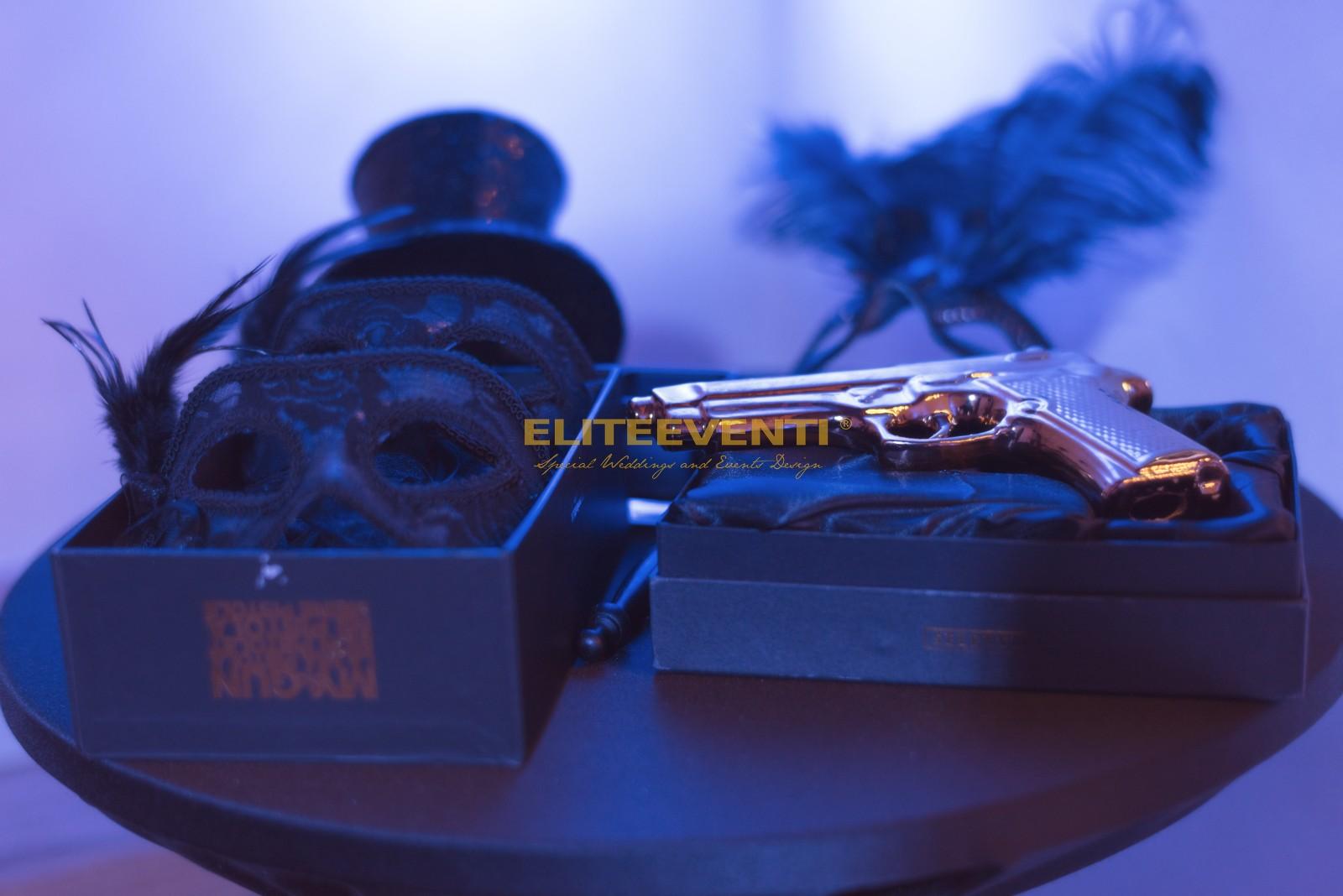 James Bond Party by Eliteeventi