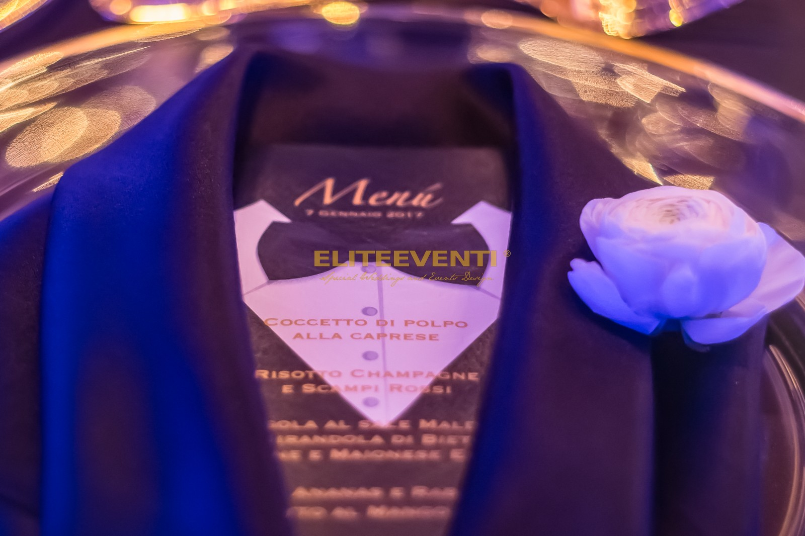 Mise an place personalizzata by Eliteeventi