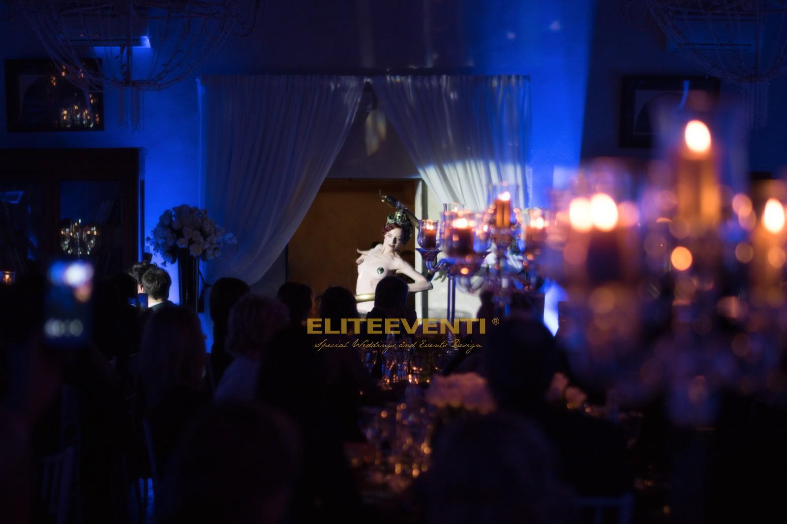 Spettacolo Eva la Plume bv eliteeventi