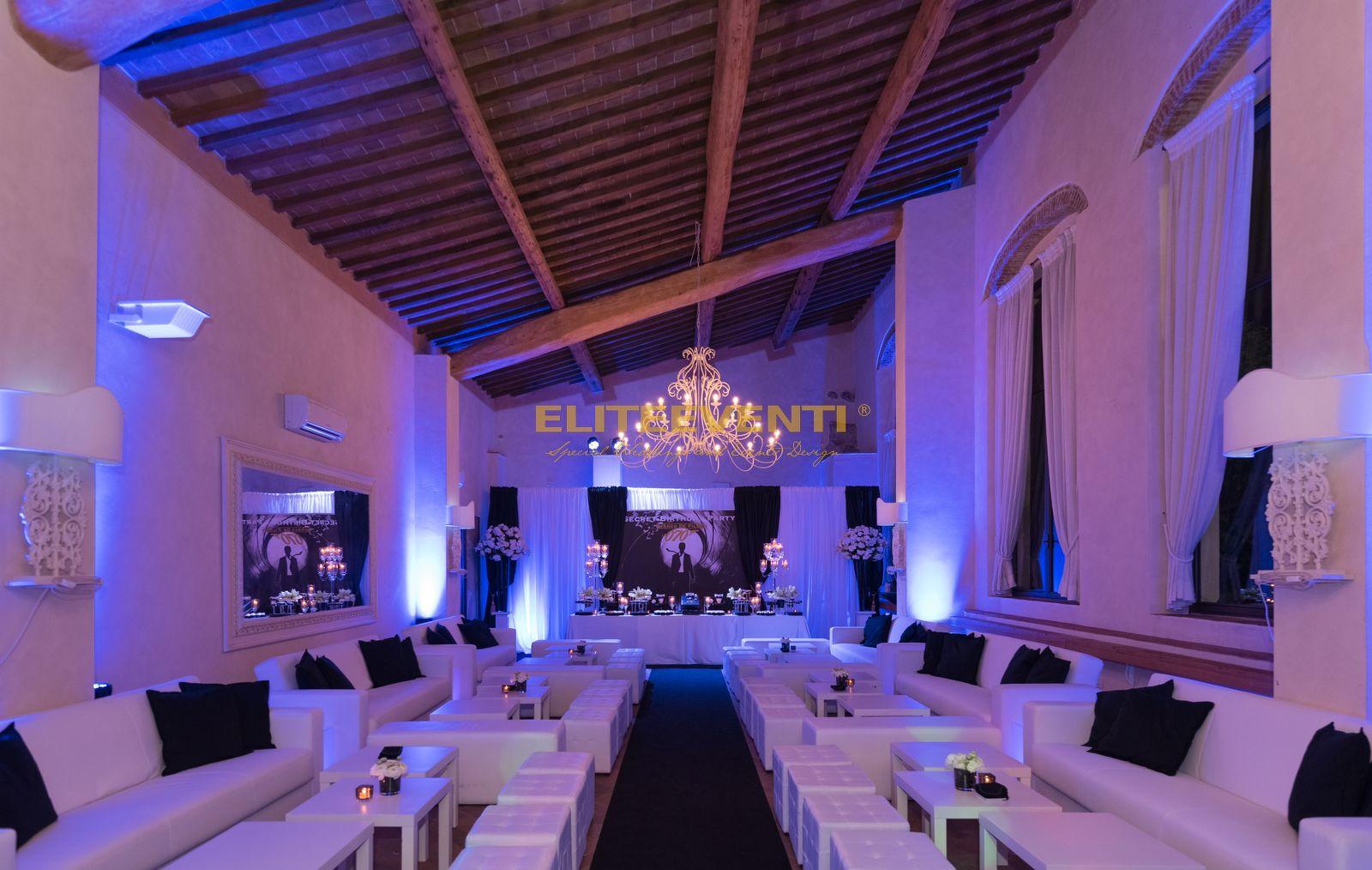 Allestimenti Villa Scorzi by eliteeventi