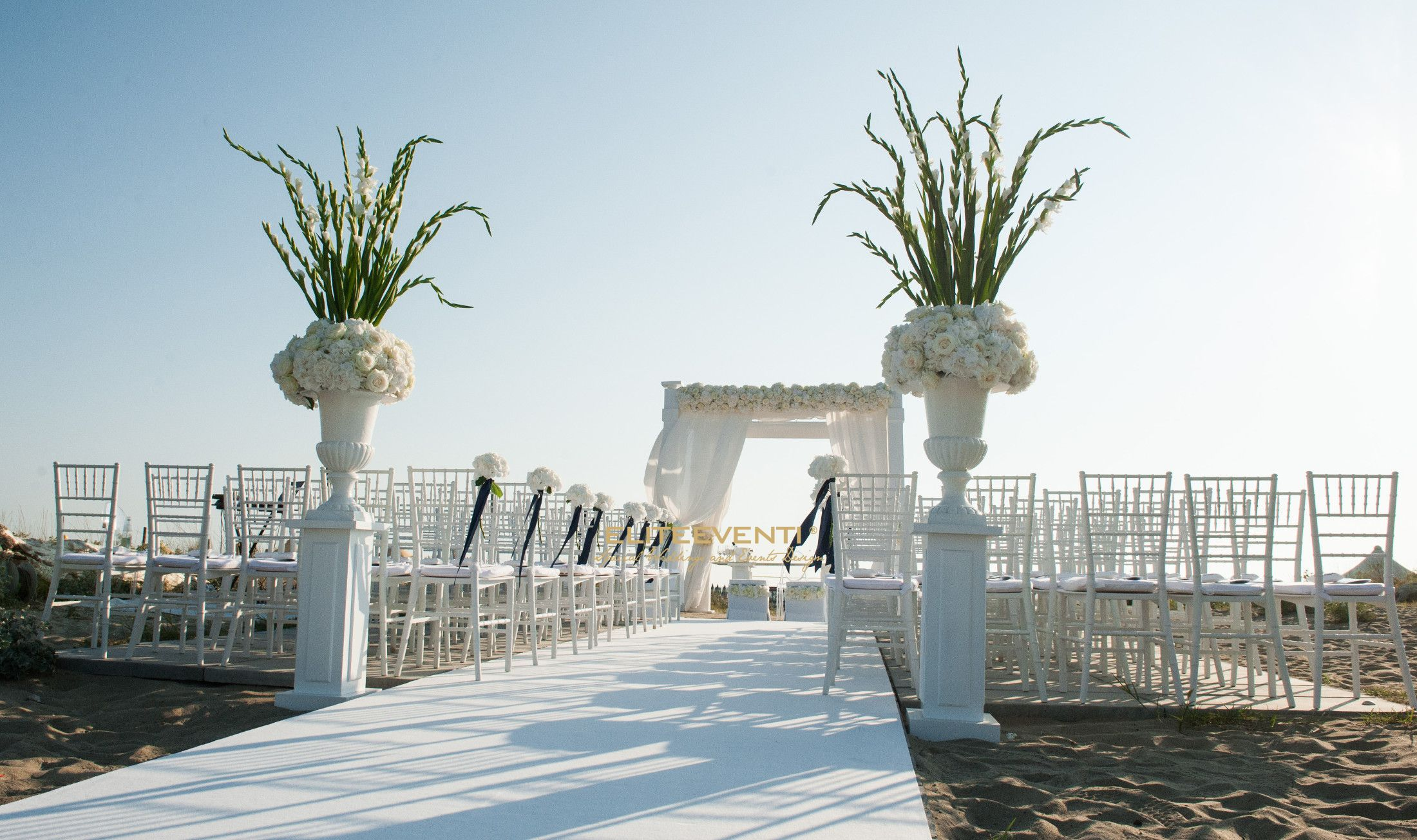 1 cerimonia esclusiva in spiaggia