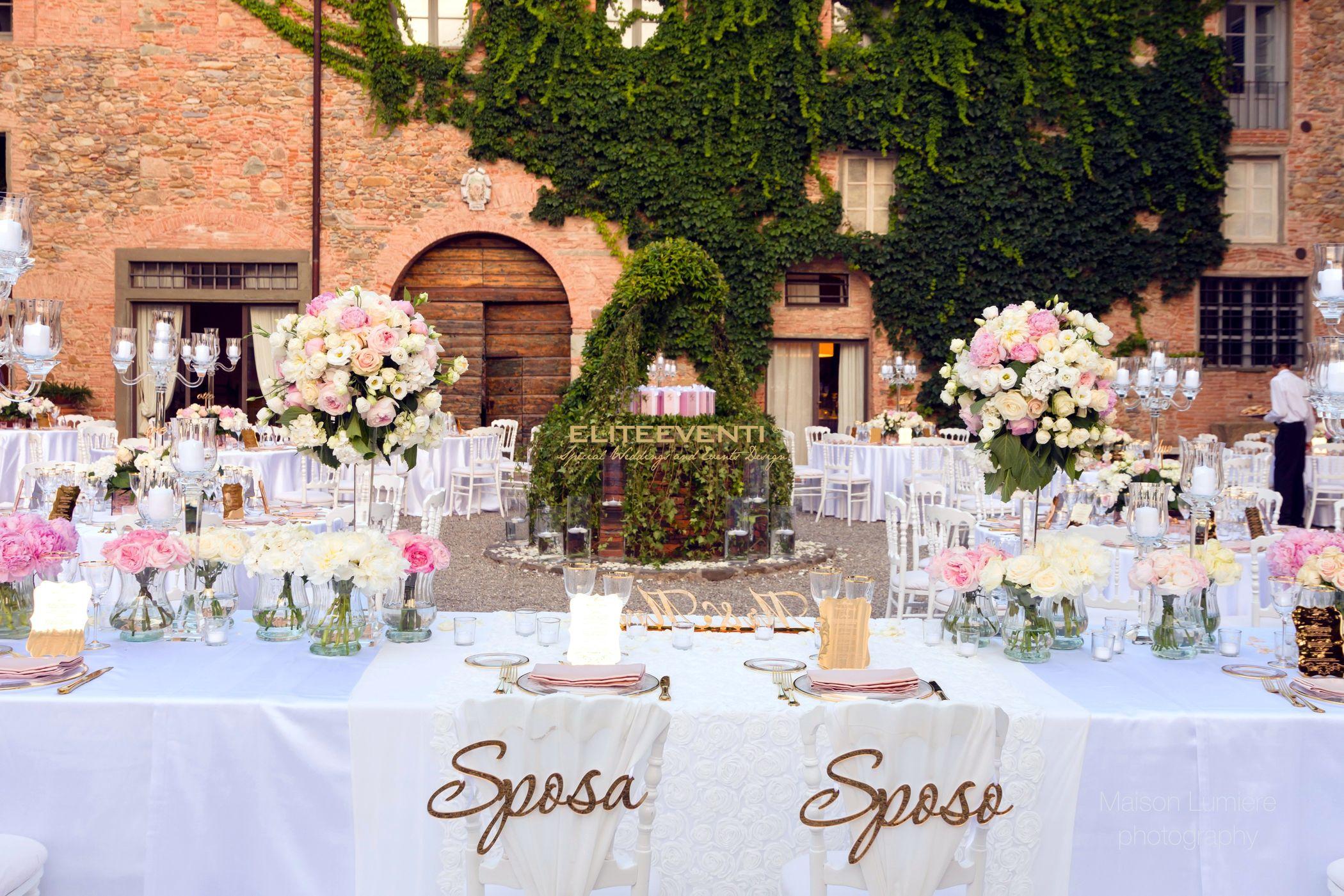 Eliteeventi Special Wedding and Events Design