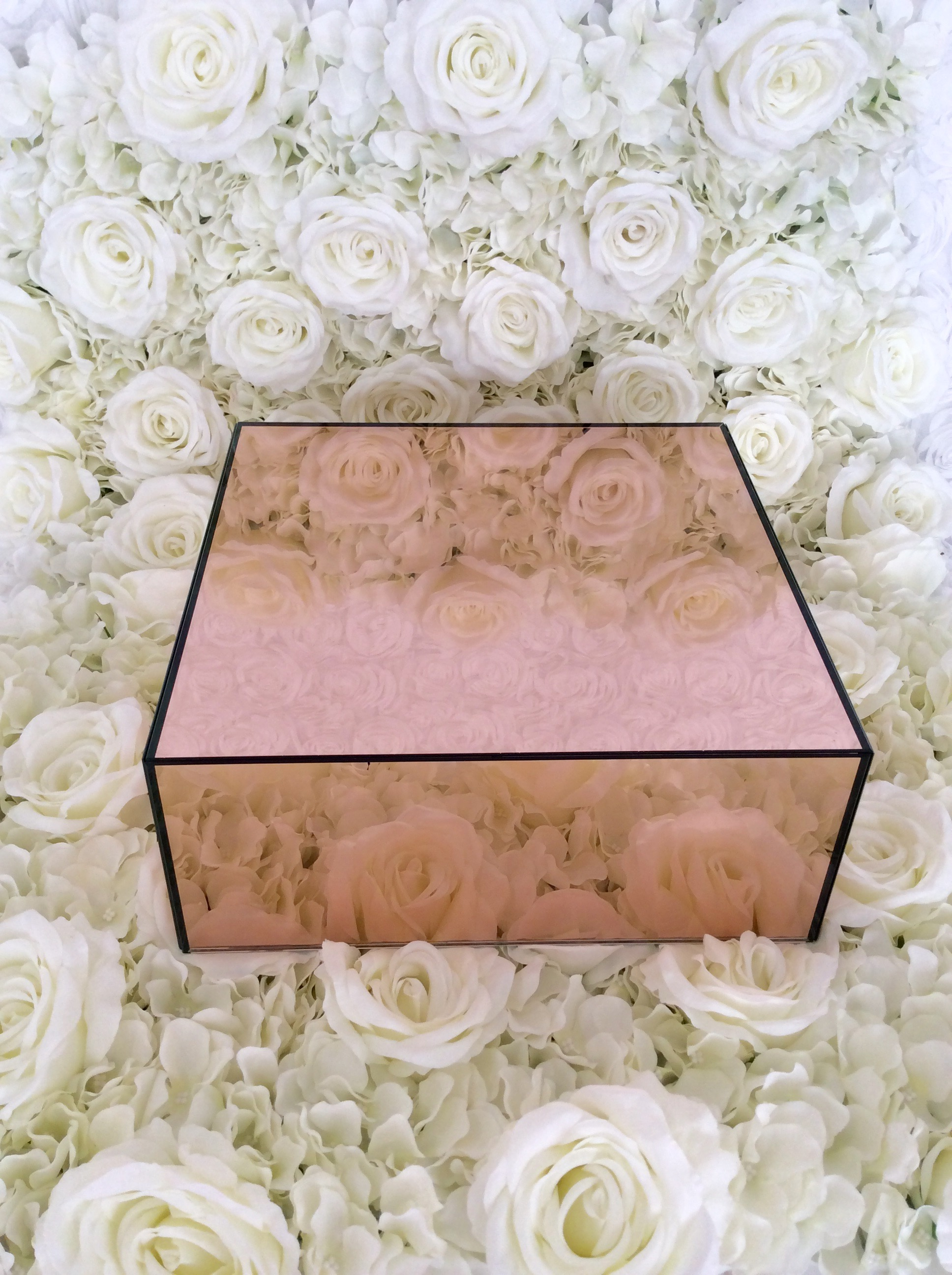 Rose Gold Mirror
