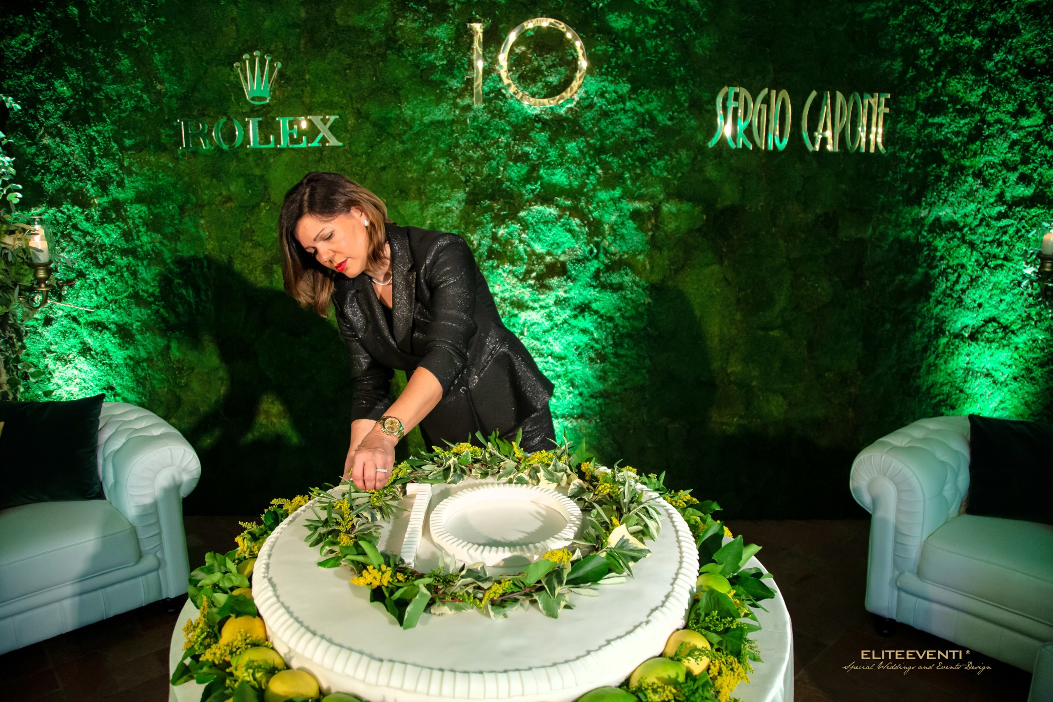 Anniversay Rolex Corporate Event